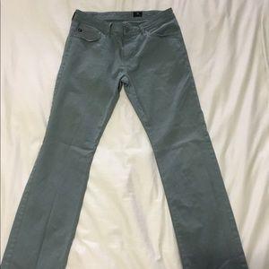 Men's AG The Protege straight leg pant 33x34